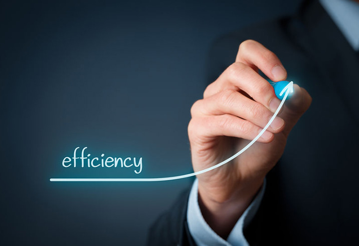 increase effeciency of staff's time
