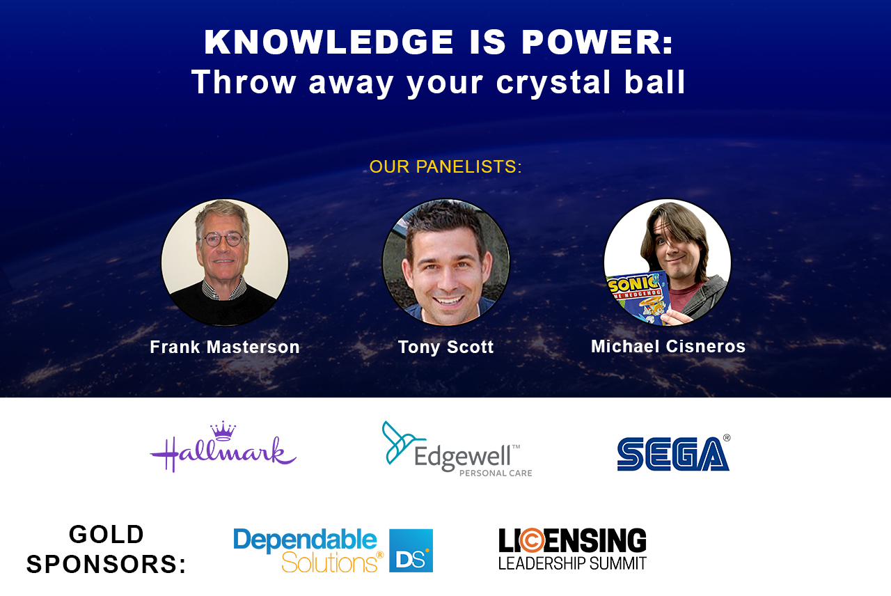 Knowledge is Power: Throw away your crystal ball