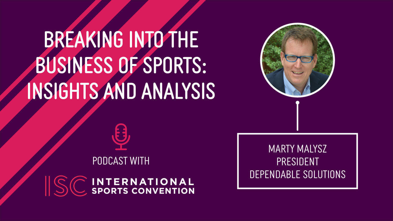 Breaking Into The Business of Sports- Insights and analysis